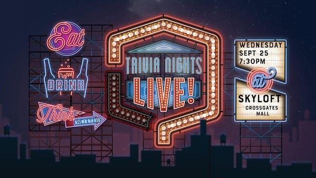 Trivia Nights Live!