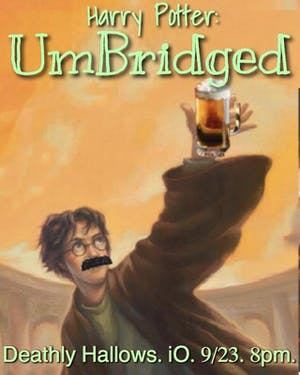 Harry Potter: UMbridged