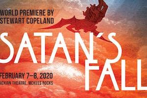 Night 1: Satan's Fall - Composed by Stewart Copeland