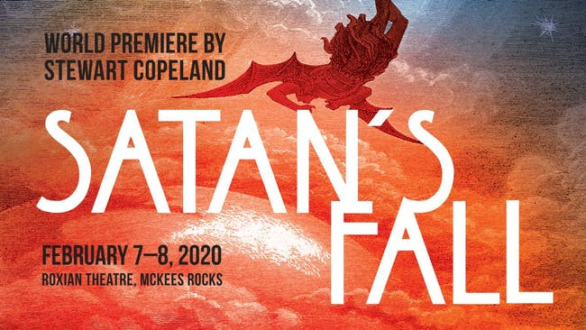 Night 1: Satan's Fall - Composed by Stewart Copeland