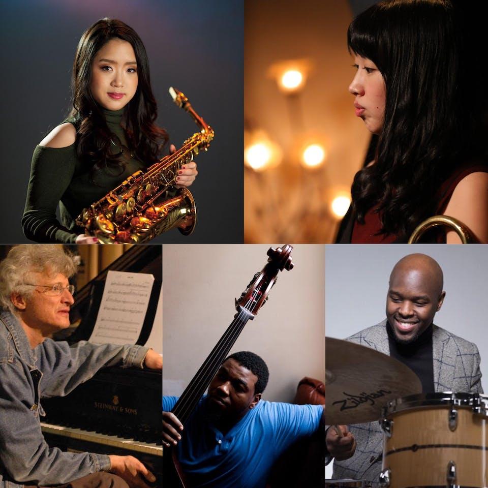 Erena Terakubo & Nana Quintet w/ David Kikoski and Dezron Douglas