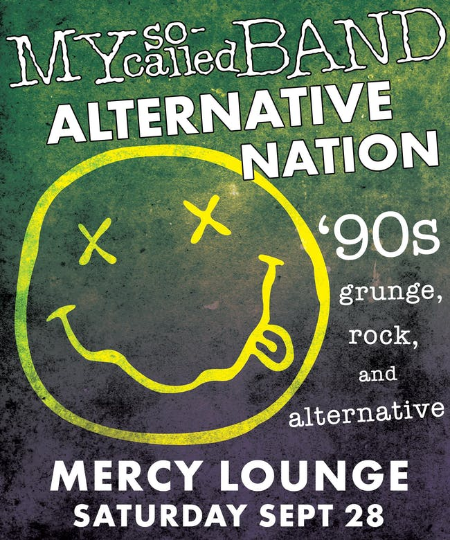 My So-Called Band: Alternative Nation