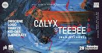Calyx & Teebee w/ 403DNB Residents