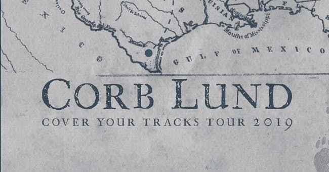 Corb Lund Cover Your Tracks Tour at Shipping & Rec