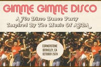 Gimme Gimme Disco: A 70's Disco Dance Party Inspired by the Music of ABBA