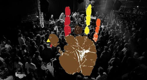 """""""THANKFUL DEAD"""" feat ANDY COE BAND (2 NIGHTS!)"""