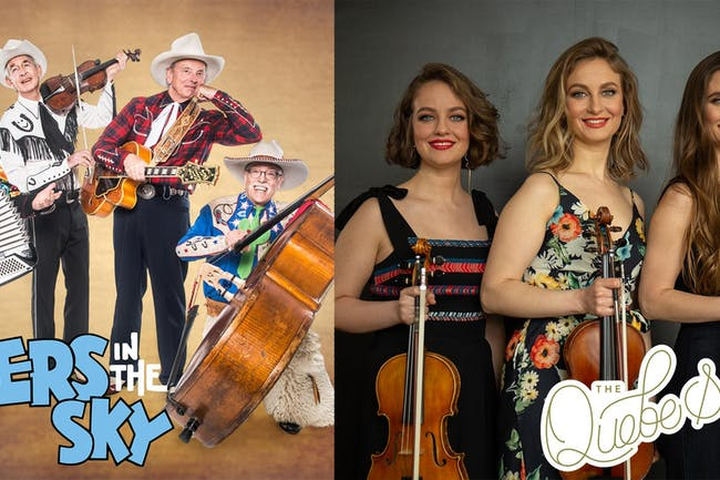 Riders in the Sky & The Quebe Sisters