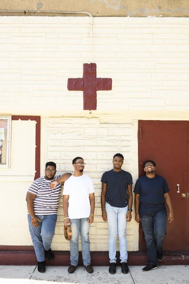 Harlem Gospel Travelers (LP Release!) / Kyle Lacy