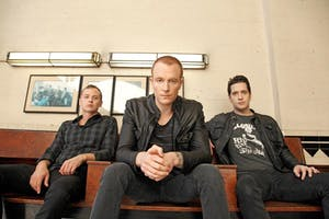 Eve 6 with Dead American