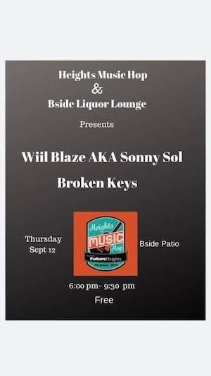 Broken Keys /Will Blaze AKA Sonny Sol