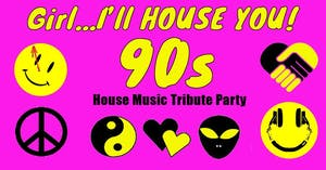 Girl... I'll House You! 90's House Music Tribute  ft. DJ Spun & Steve Fabus