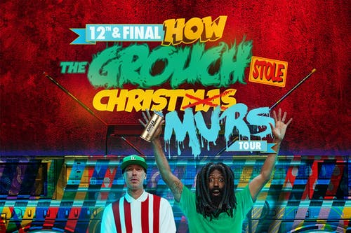 How The Grouch Stole Christmas feat. The Grouch with Special Guest Murs