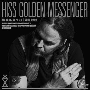Hiss Golden Messenger • Daughter of Swords