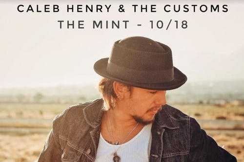 Caleb Henry & The Customs, Hey King!, Elijah Wells