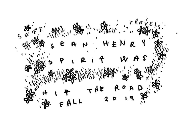 Spirit Was & Sean Henry