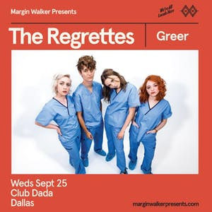 The Regrettes • Greer