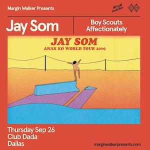 Jay Som • Boy Scouts • Affectionately
