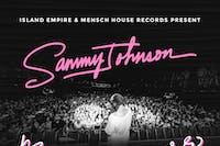 Sammy Johnson   (21+ show)