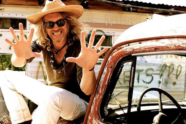Jimbo Mathus (Squirrel Nut Zippers)