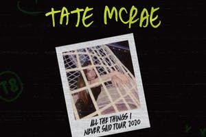 Tate McRae with X Lovers