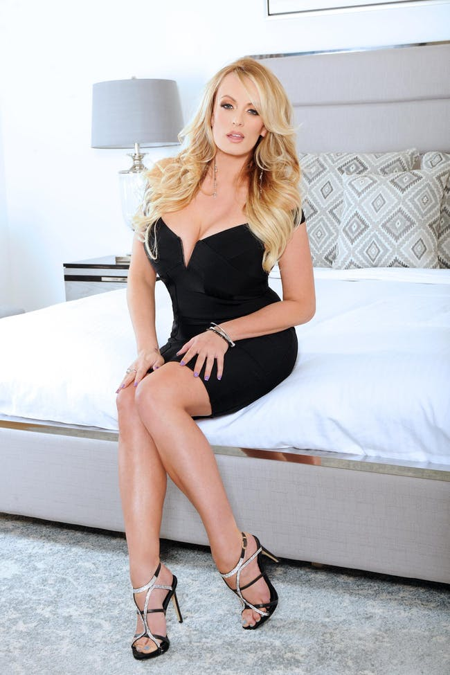 An Intimate Evening with Stormy Daniels