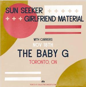 Sun Seeker, Girlfriend Material