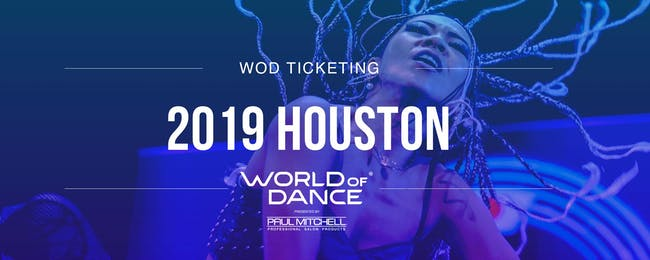 WORLD OF DANCE HOUSTON