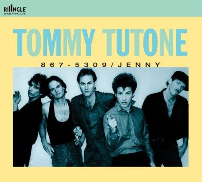 Tommy Tutone with Pop Skull Rebels & The M80's