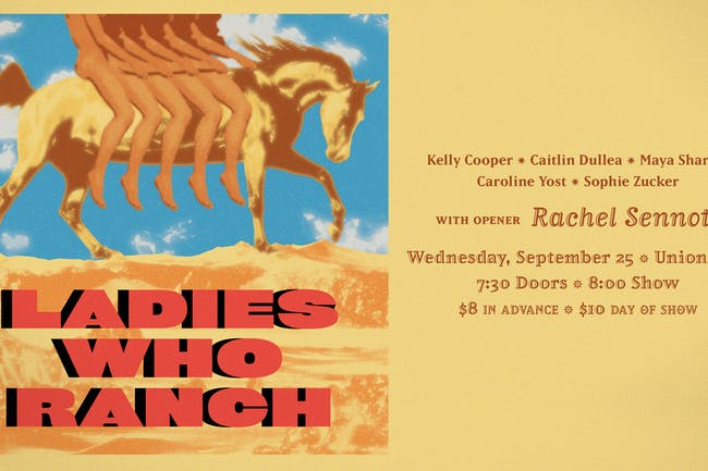 Ladies Who Ranch