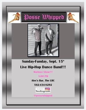 Posse Whipped- Live Hip Hop Dance Band