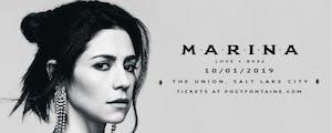 MARINA - LOVE + FEAR TOUR
