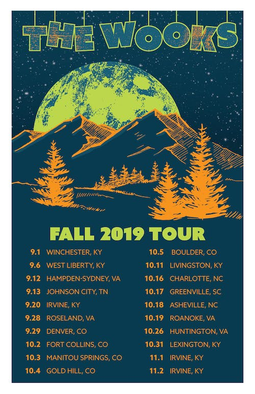 The Wooks + More TBA | 10.17.19