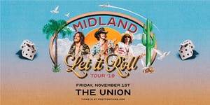 Midland: Let It Roll Tour