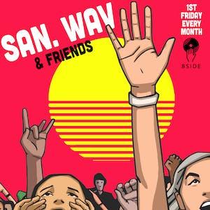San. Wav & Friends