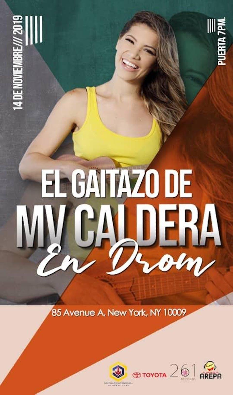 El Gaitazo with MV Caldera