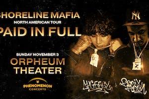 Shoreline Mafia - Paid In Full Tour
