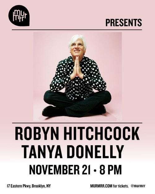 Robyn Hitchcock (2 sets)