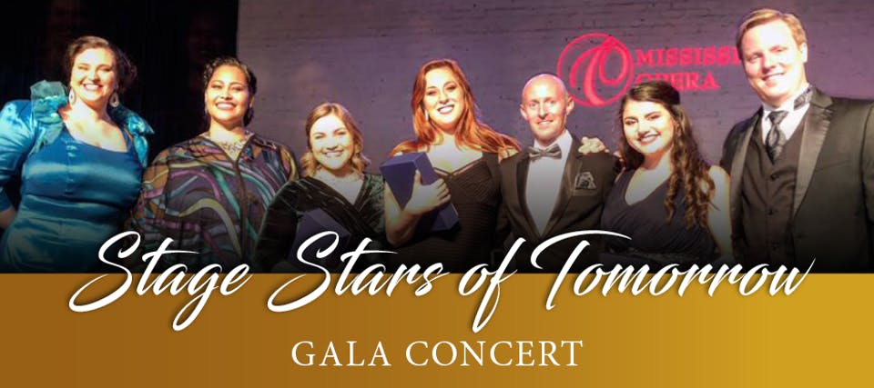 Stage Stars of Tomorrow - Cabaret Series
