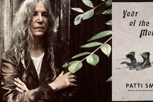 "Patti Smith ""Year of the Monkey"""