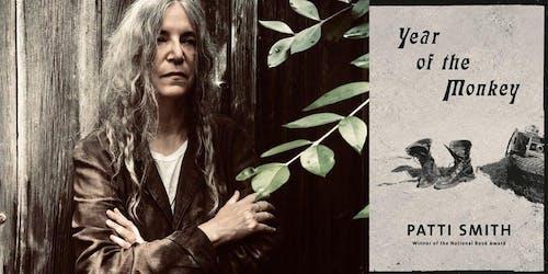"Patti Smith ""Year of the Monkey"""