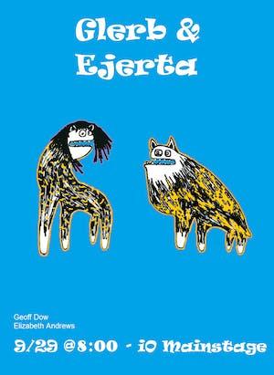 Glerb & Ejerta / The Harold Team Stork