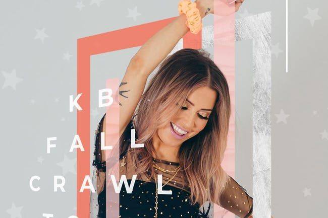 "Kaitlyn Bristowe's ""KB FALL CRAWL TOUR"" with DJ/Co-Host Blake Horstmann"