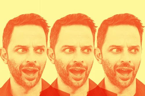 Nick Kroll: Middle-Aged Boy Tour