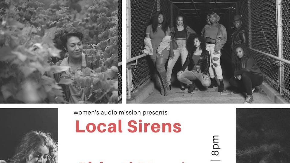 Local Sirens Series: Chhoti Maa, The Onyx, Dioganhdih, The B-Side Brujas