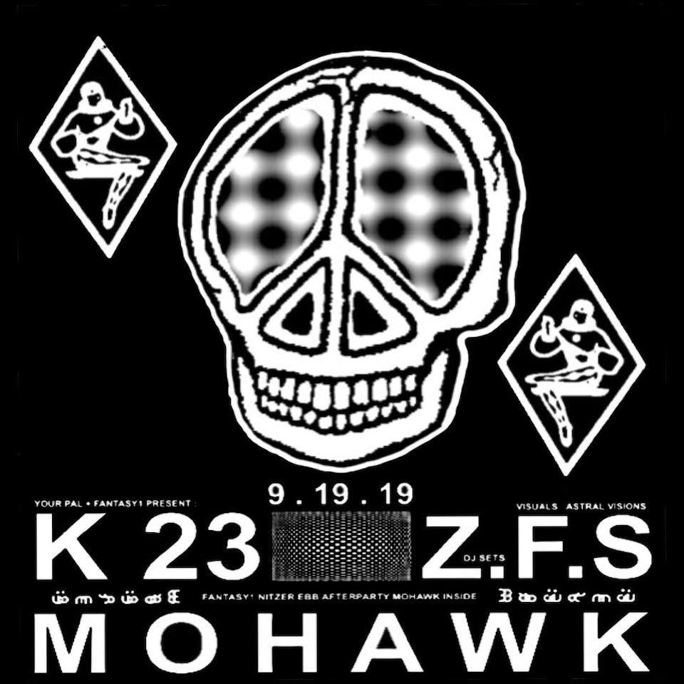K23 @ Mohawk (Indoor)
