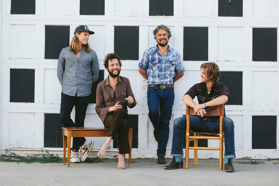 The Black Lillies live at The Attic