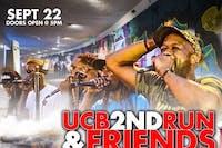 UCB 2nd Run & Friends