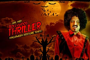 JAI HO! BOLLYWOOD THRILLER Halloween Party at HIGH DIVE