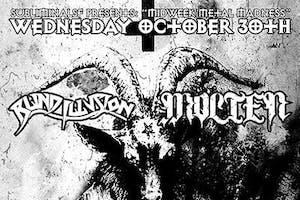 Midweek Metal Madness: BLIND ILLUSION, MOLTEN, SATAN'S BLADE, opener tba