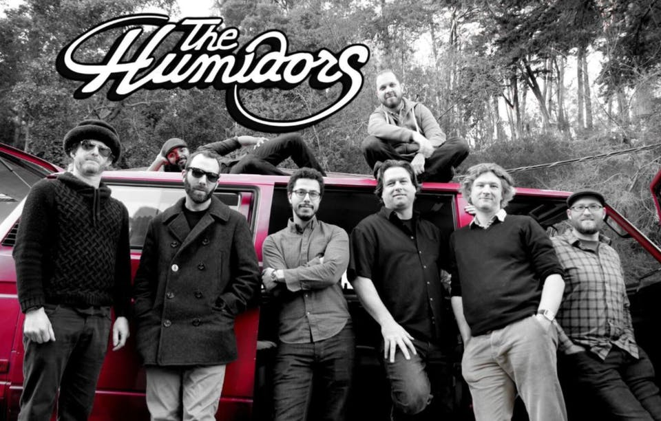 THE HUMIDORS / GENE WASHINGTON & THE SWEET SOUNDS with  opener tba